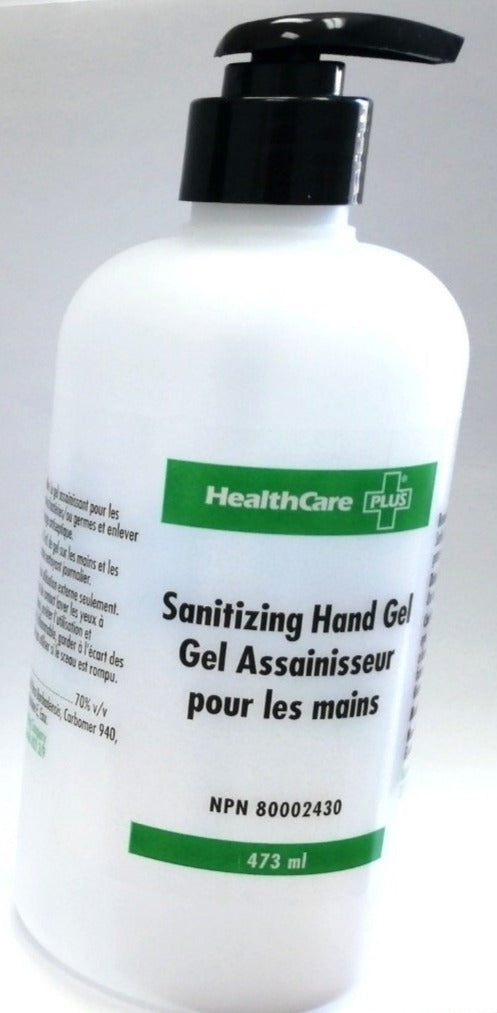 SANITIZING HAND GEL 473ml