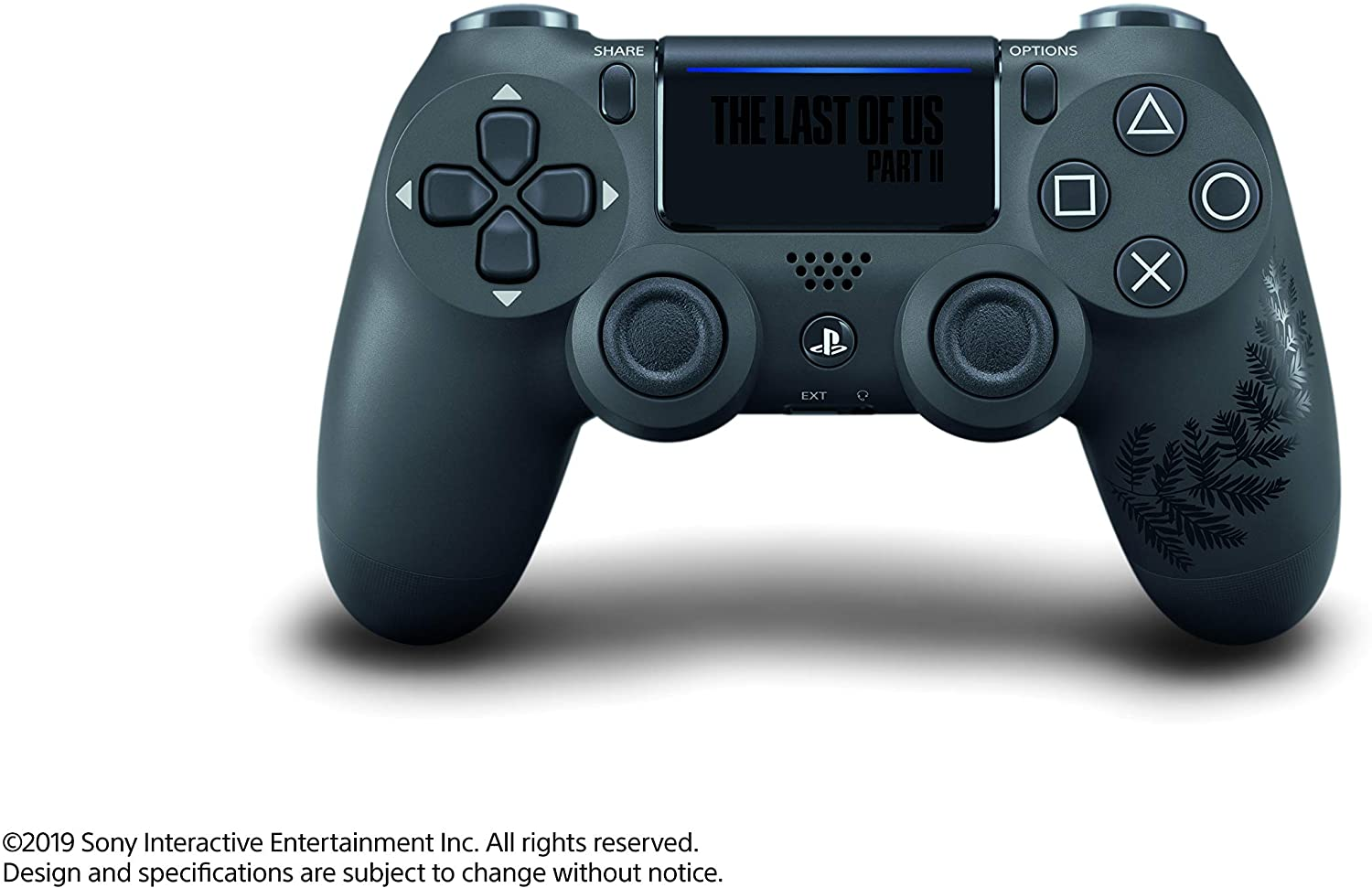 PLAYSTATION THE LAST OF US PART 2 CONTROLLER DUALSHOCK 4 LIMITED EDITION