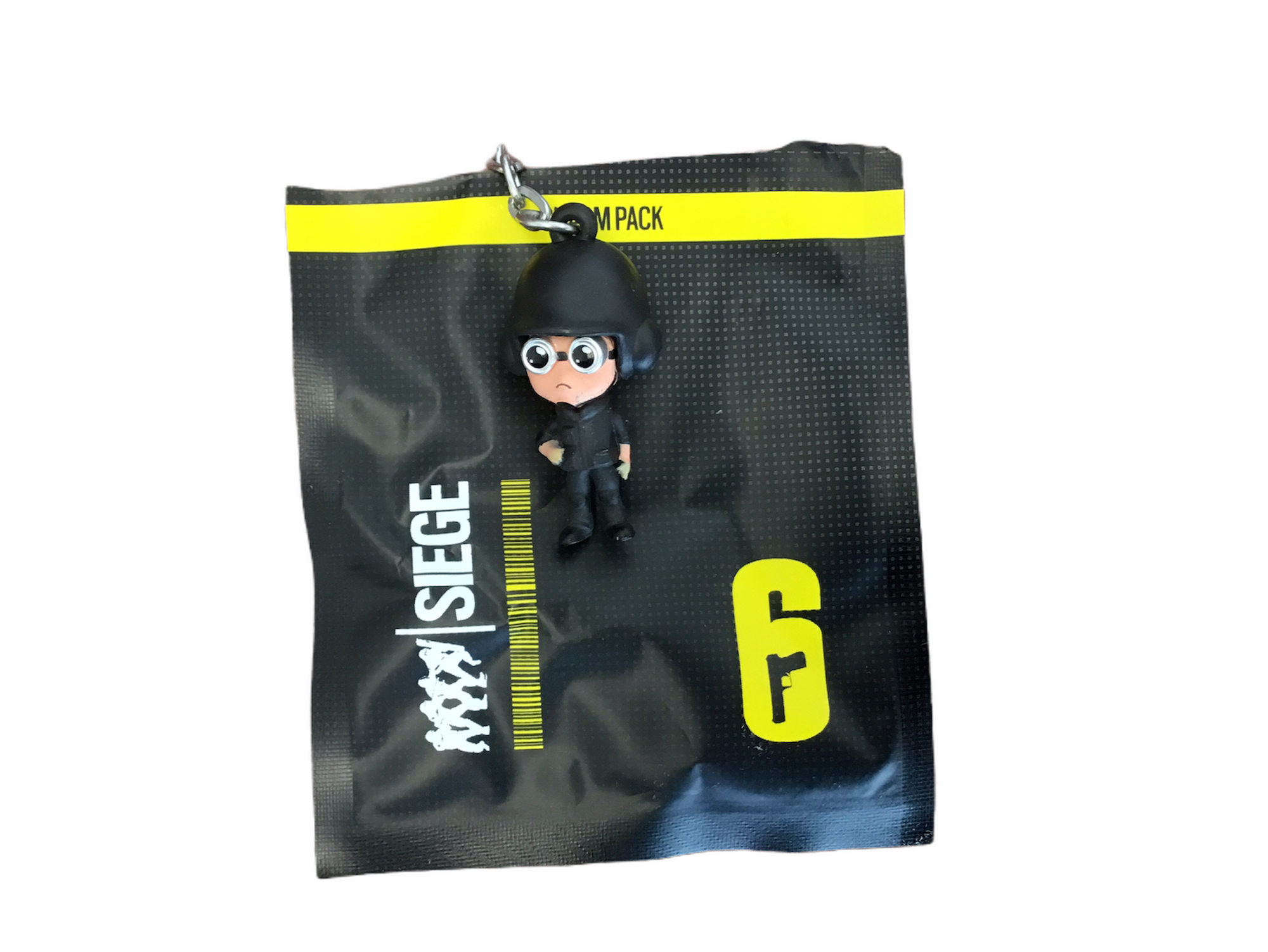 Rainbow Six Siege Keychain Thermite