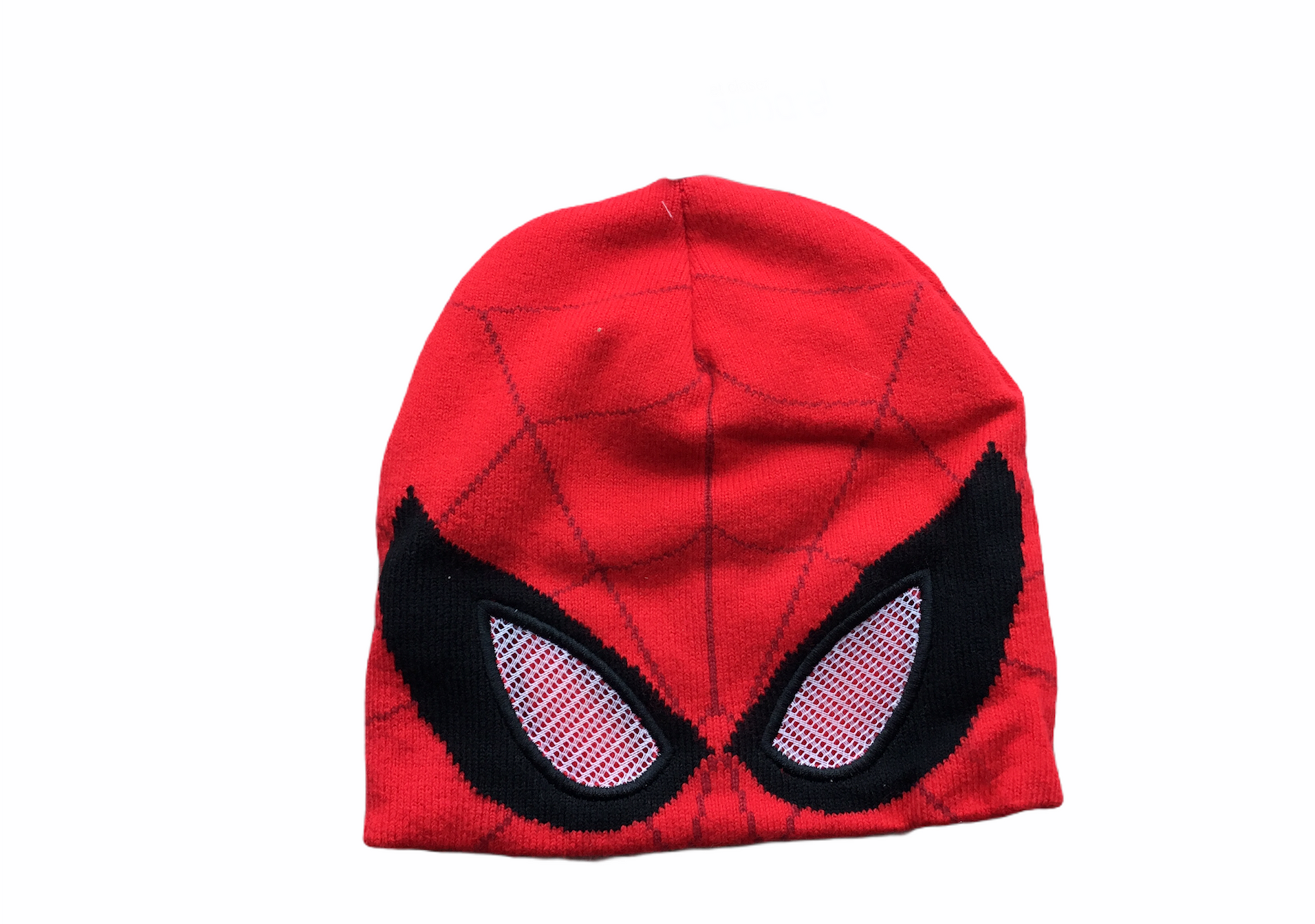 Spiderman Hat Red One Size Fits All Tuque