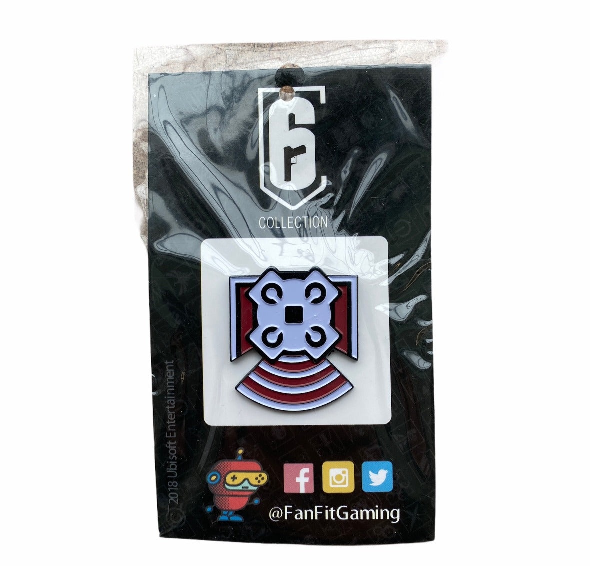 Rainbow Six Echo Operator Collector Pin