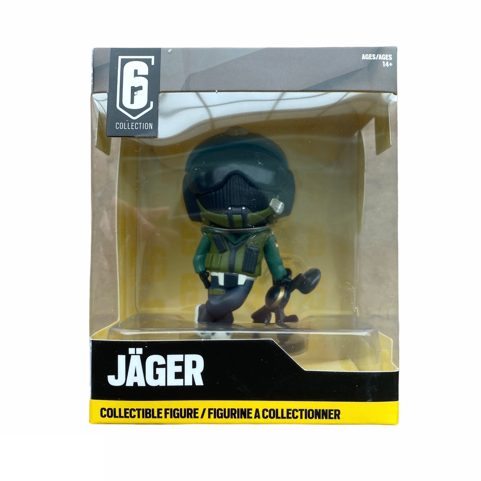 Rainbow Six Jager Chibi Series 1 Collection