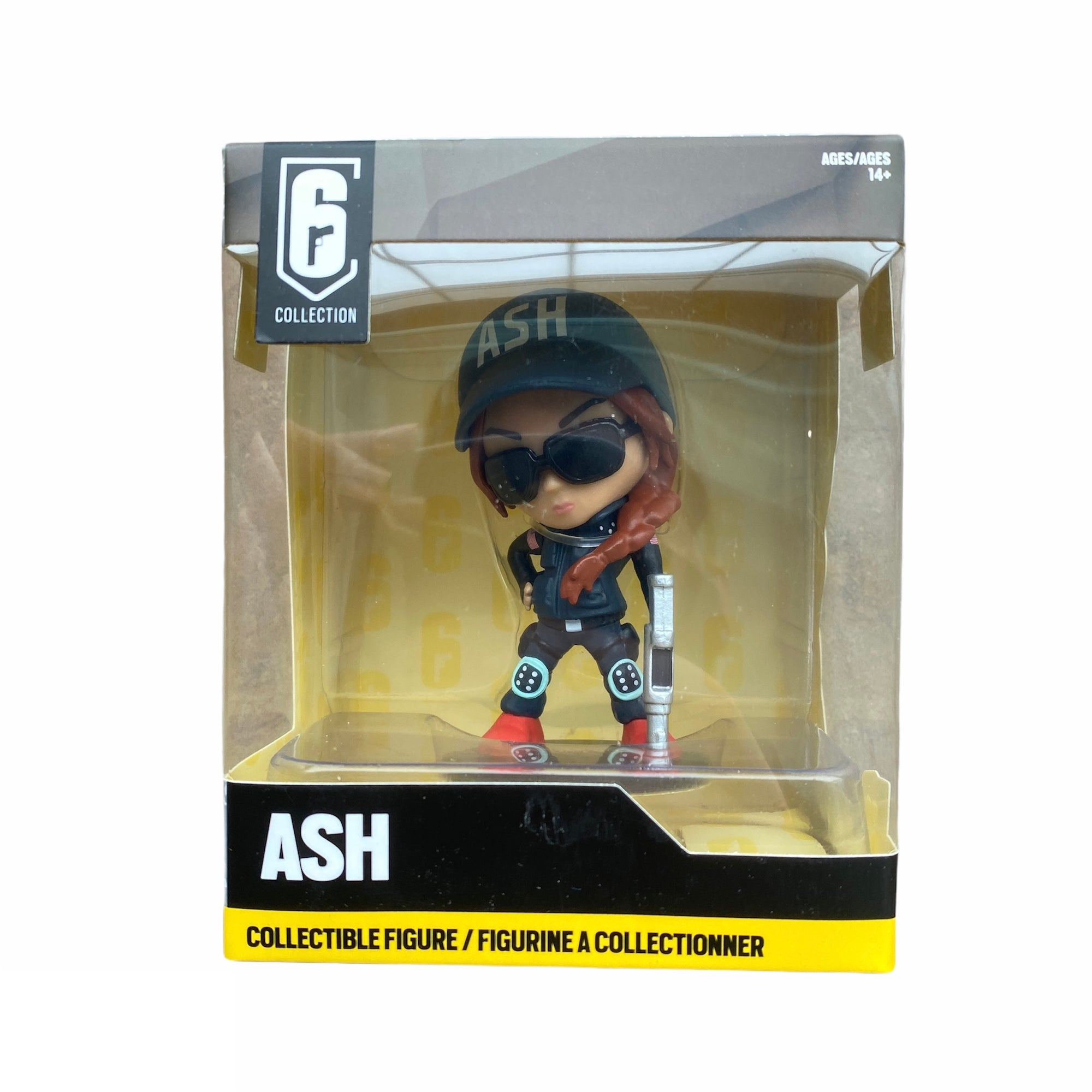 Rainbow Six Ash Chibi Series 1 Collection