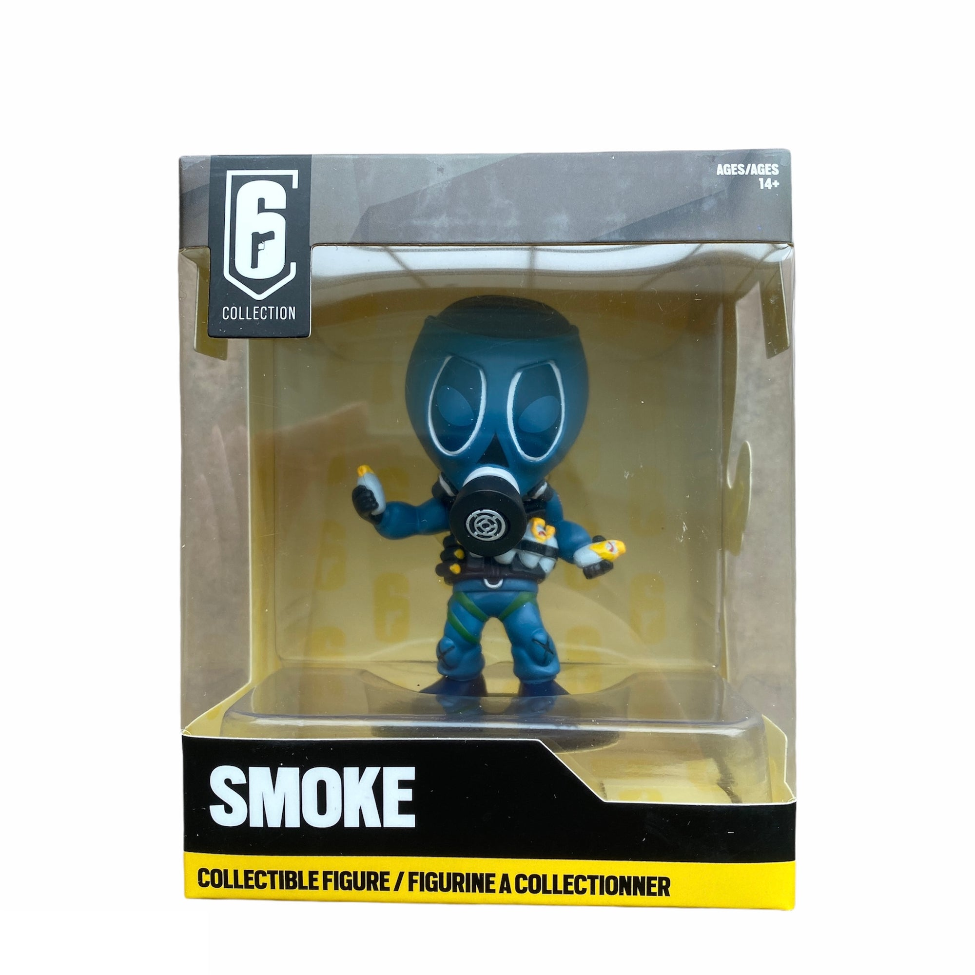 Rainbow Six Smoke Chibi Series 1 Collection