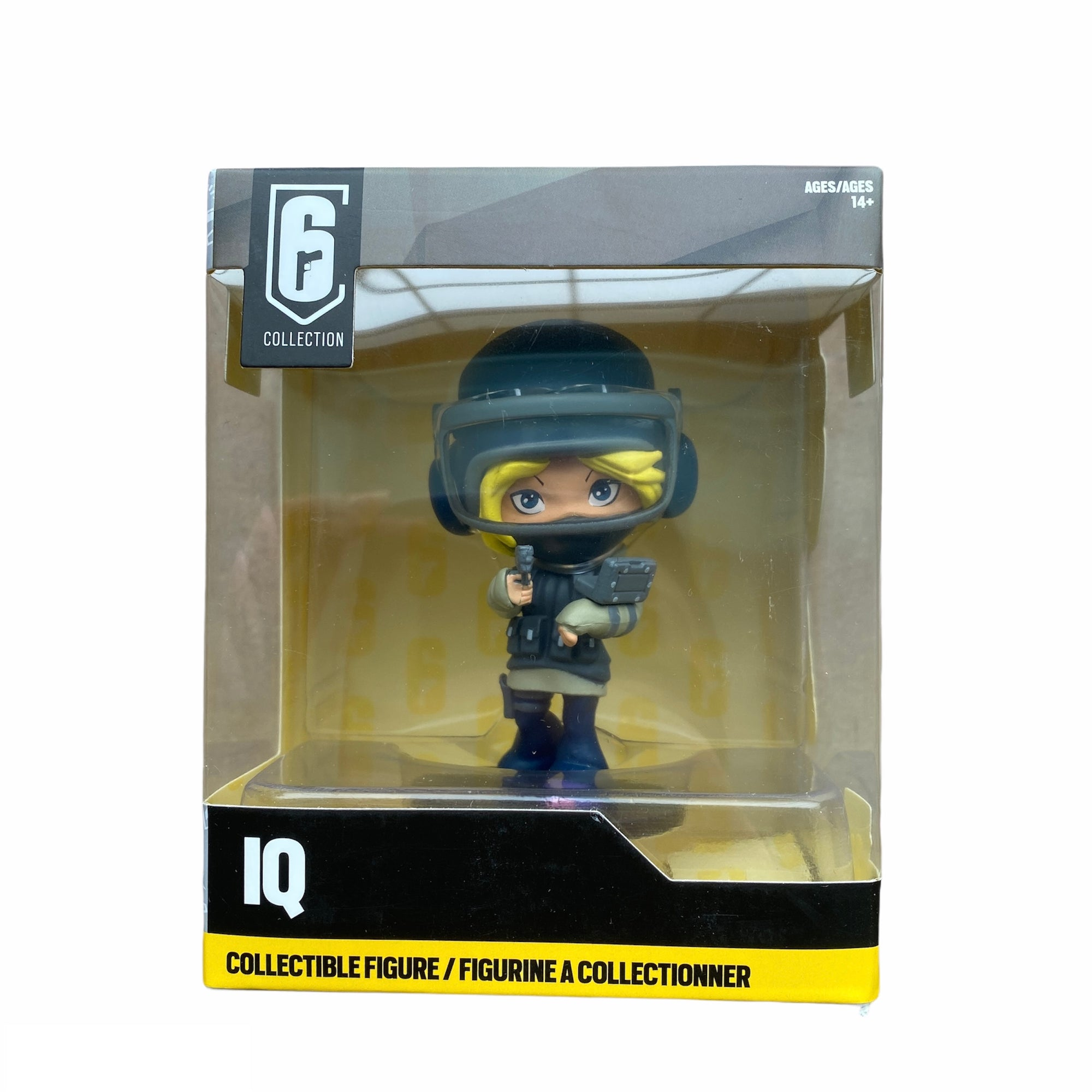 Rainbow Six IQ Chibi Series 1 Collection
