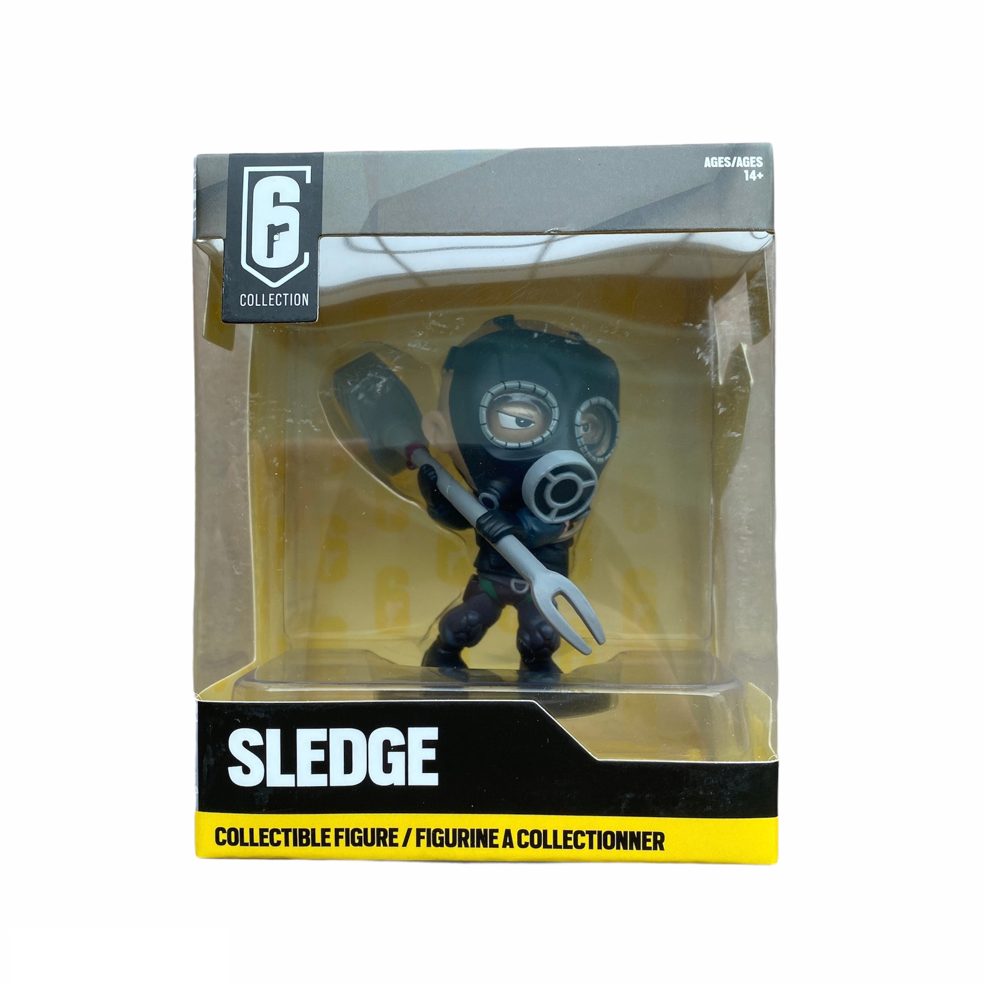 Rainbow Six Sledge Chibi Series 1 Collection