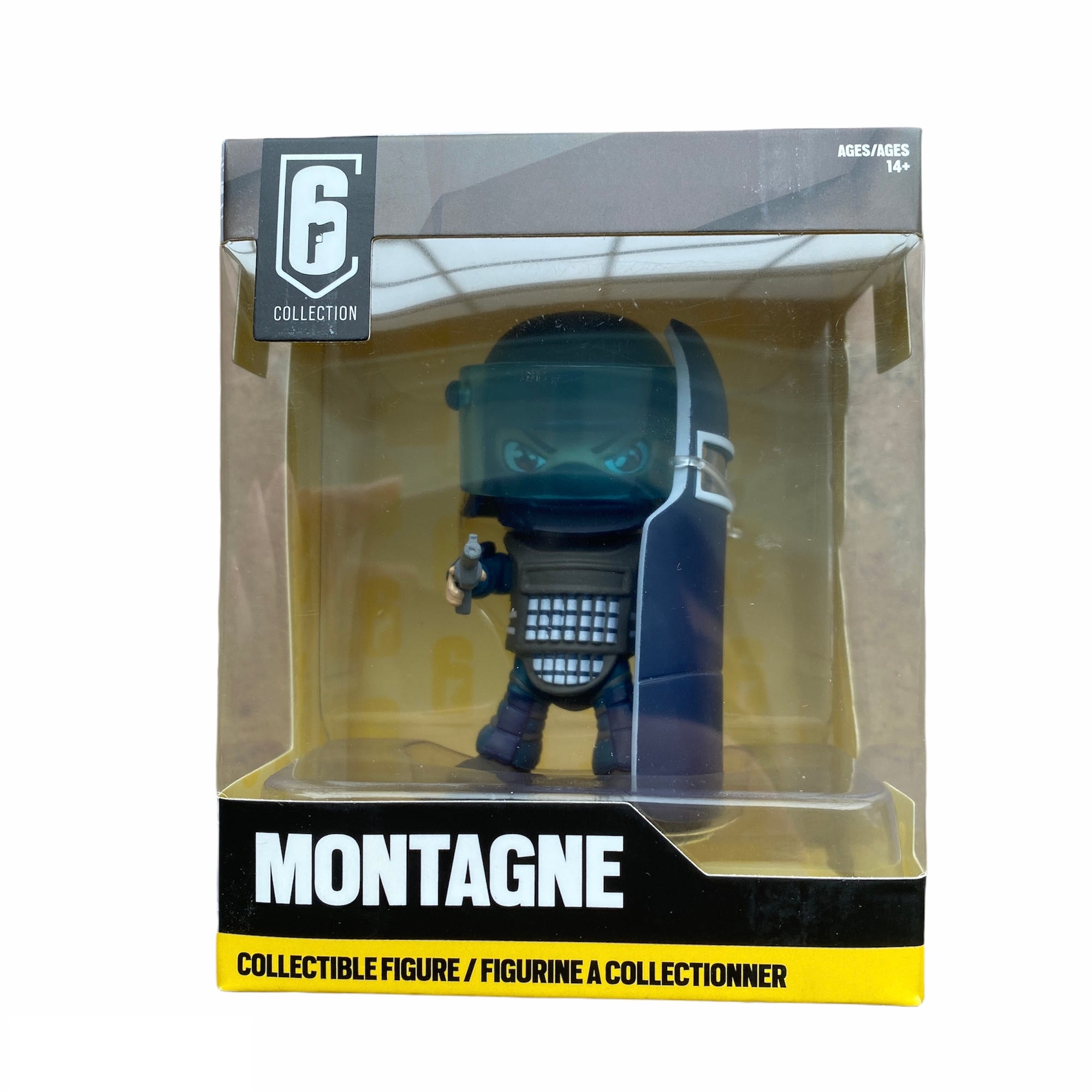 Rainbow Six Montagne Chibi Series 1 Collection