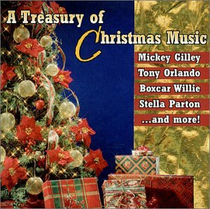 A Treasury Of Christmas Music [Audio CD]