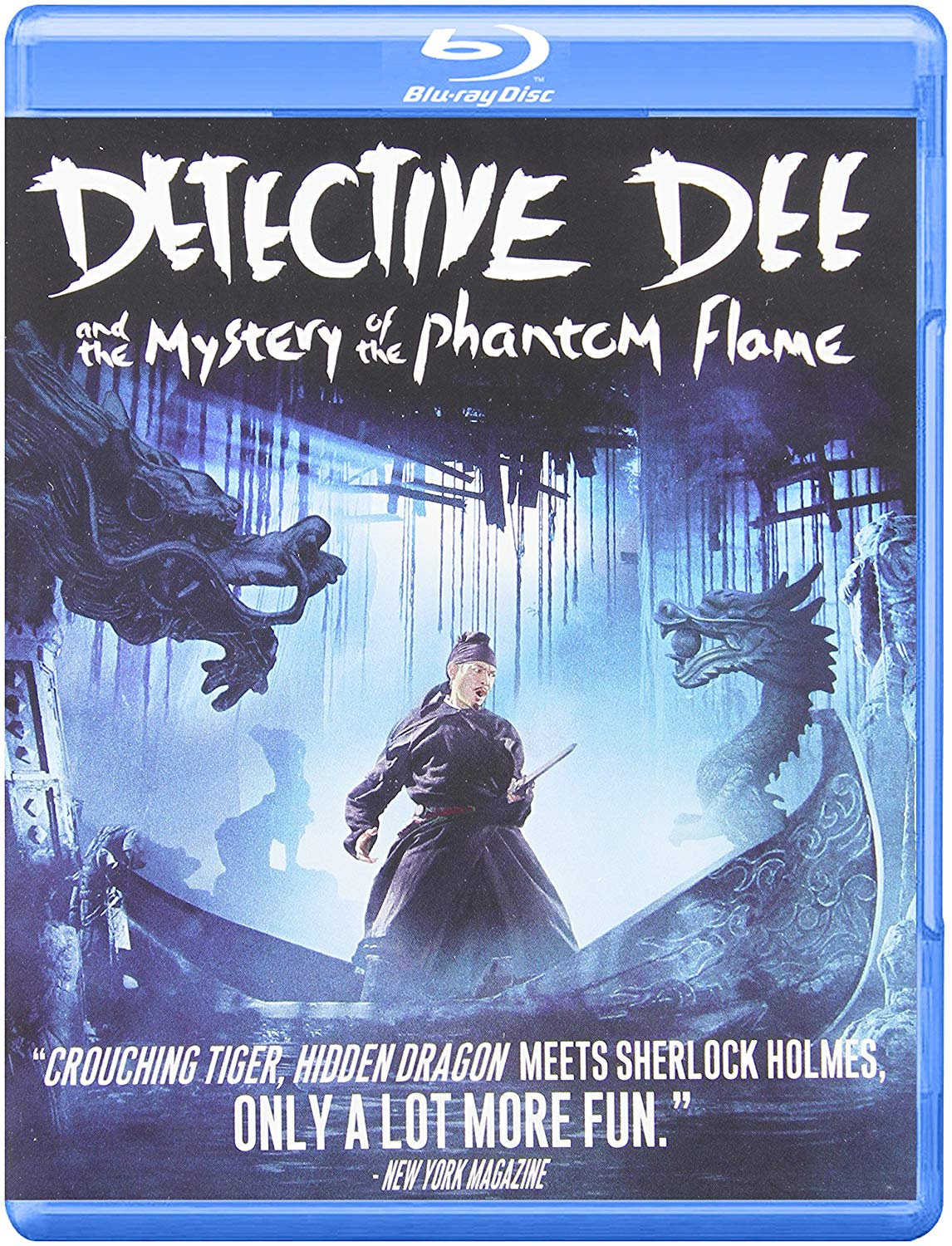 Detective Dee and the Mystery of the Phantom Flame [Blu-ray] [Blu-ray]