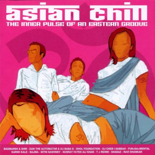 Asian Chill Inner Pulse Of An [Audio CD] Various