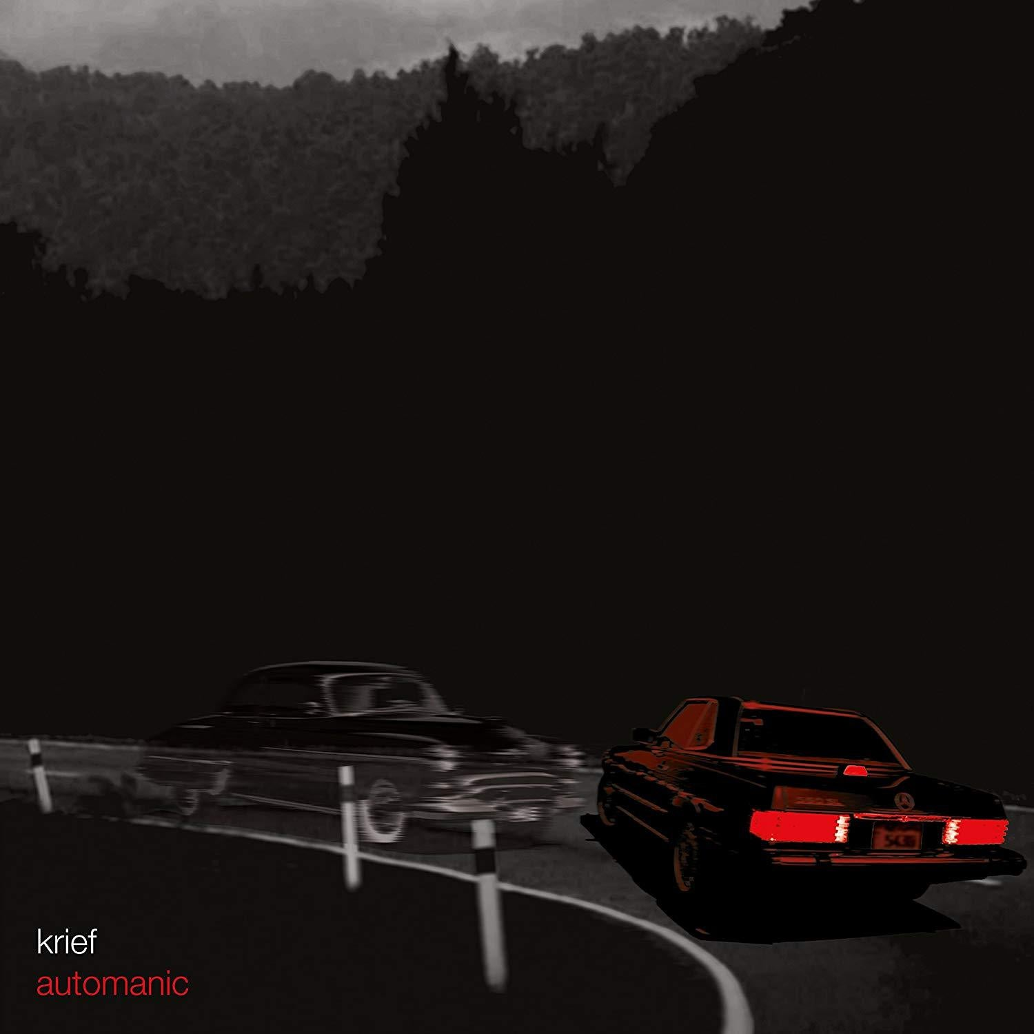 automanic [Audio CD] Krief