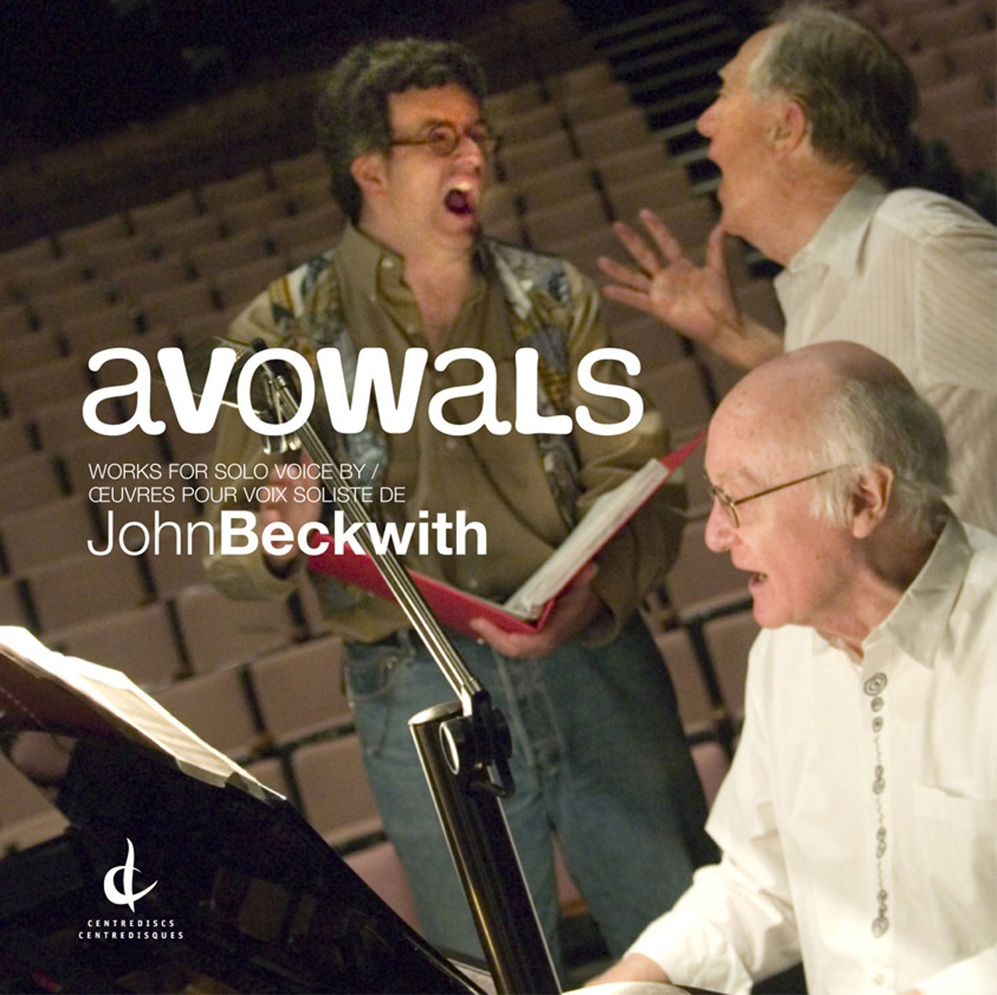 Avowals [Audio CD] BECKWITH,JOHN