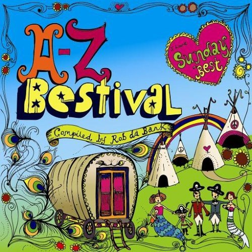 A-Z Bestival 2008 / Various [Audio CD] Various Artists