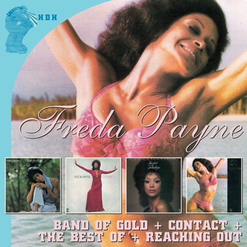 Band Of Gold / Contact / Reaching Out [Audio CD] PAYNE,FREDA