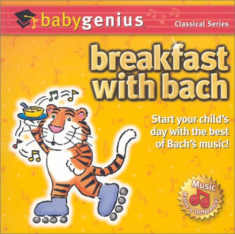 Breakfast with Bach [Audio CD]
