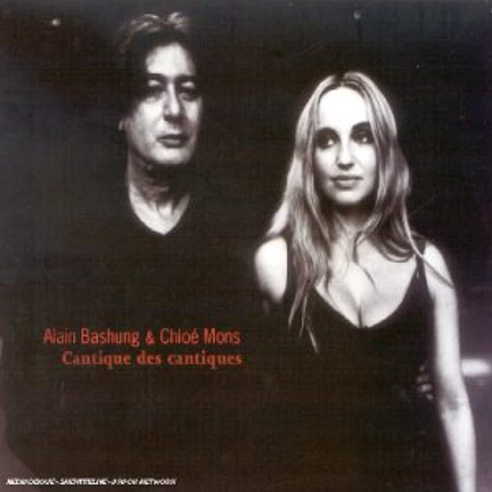 Cantique Des Cantiques [Audio CD] Alain Bashung and Chloe Mons