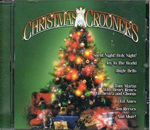 Christmas Crooners [Audio CD] Various Artists