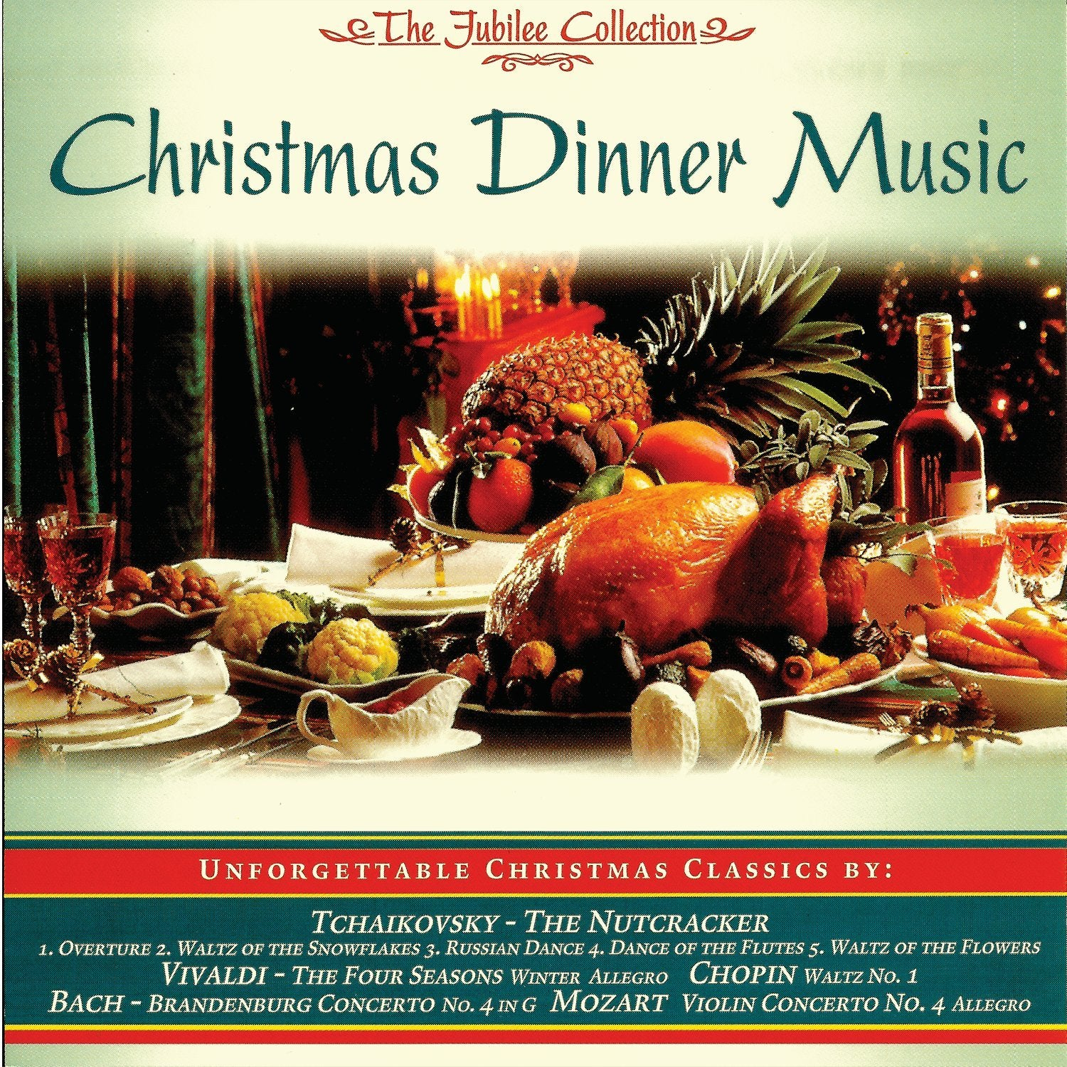Christmas Dinner Music [Audio CD] Christmas Dinner Music