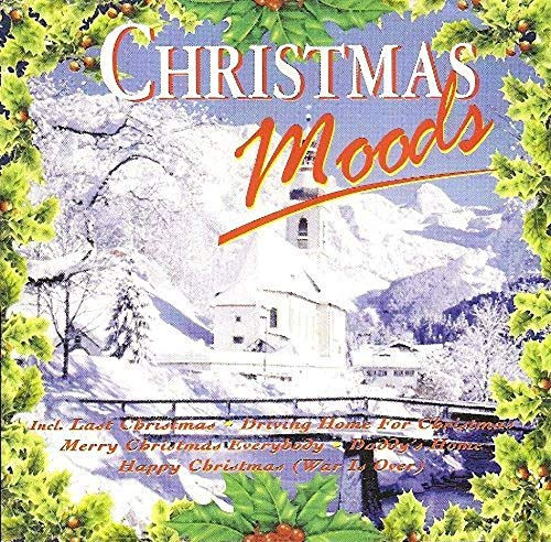 Christmas Moods [Audio CD] The United Studio Orchestra