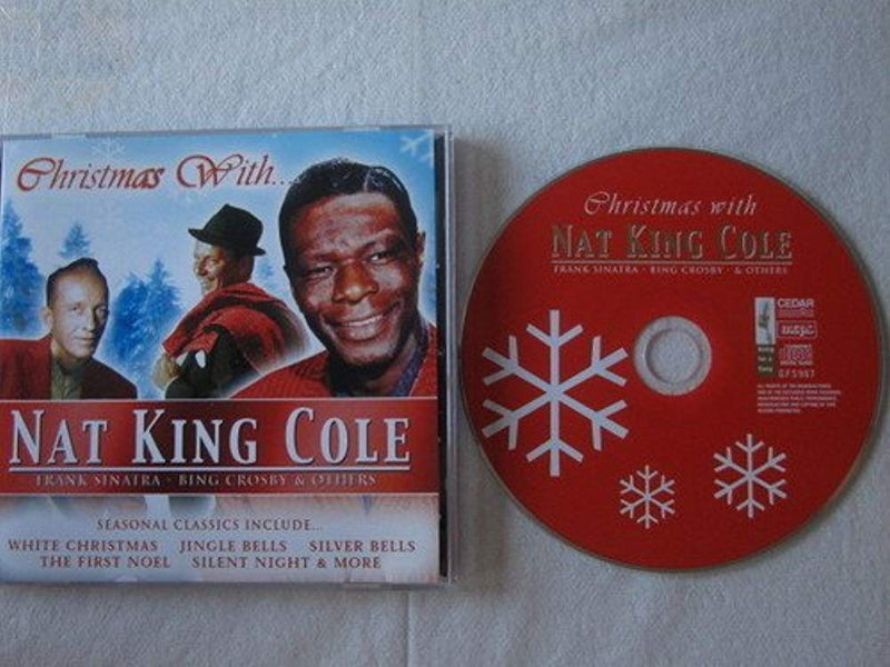 Christmas With Nat King Cole [Audio CD]