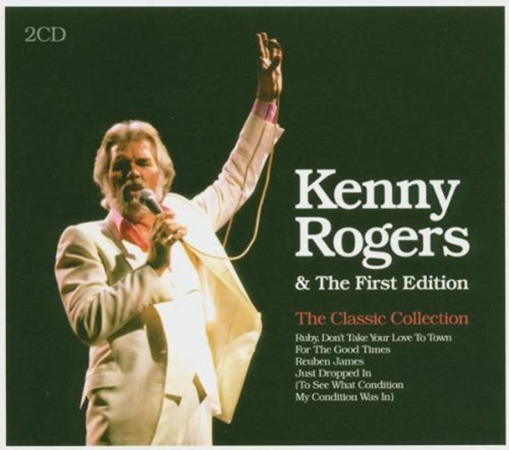 Classic Collection Audio Cd Kenny Rogers The First Edition Just4games