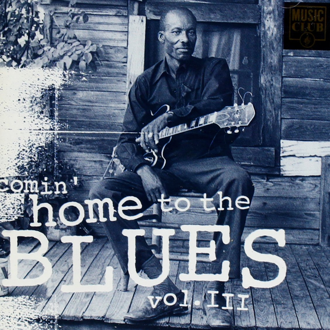 Comin Home to the Blues V.3 [Audio CD] Various Artists
