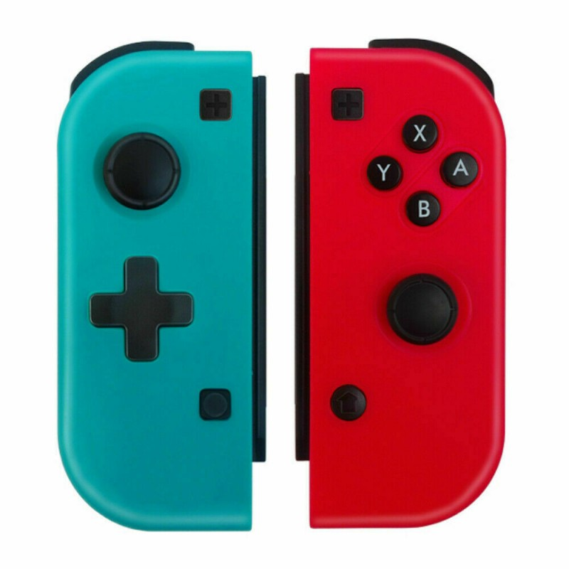 SWITCH JOY-CON CONTROLLER BLUE (L) & RED (R) (GENERIC)