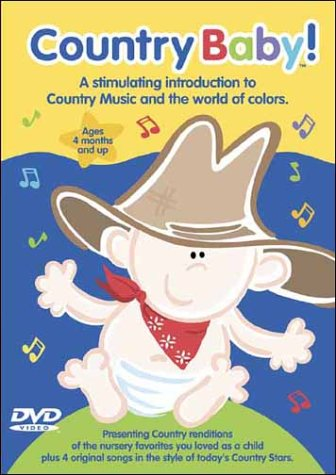 Country Baby! [DVD]
