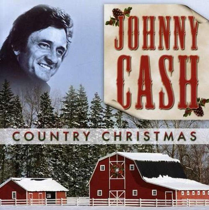 Country Christmas [Audio CD] Cash, Johnny