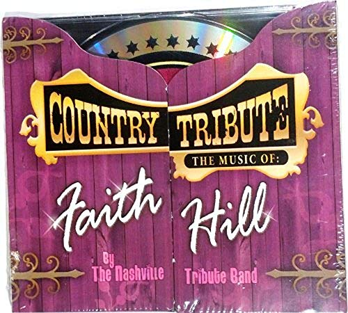 Country Tribute - The Music of: Faith Hill [Audio CD] [Audio CD]