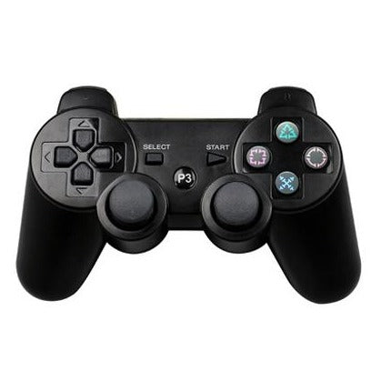 PS3 WIRELESS BLUETOOTH CONTROLLER BLACK (GENERIC)