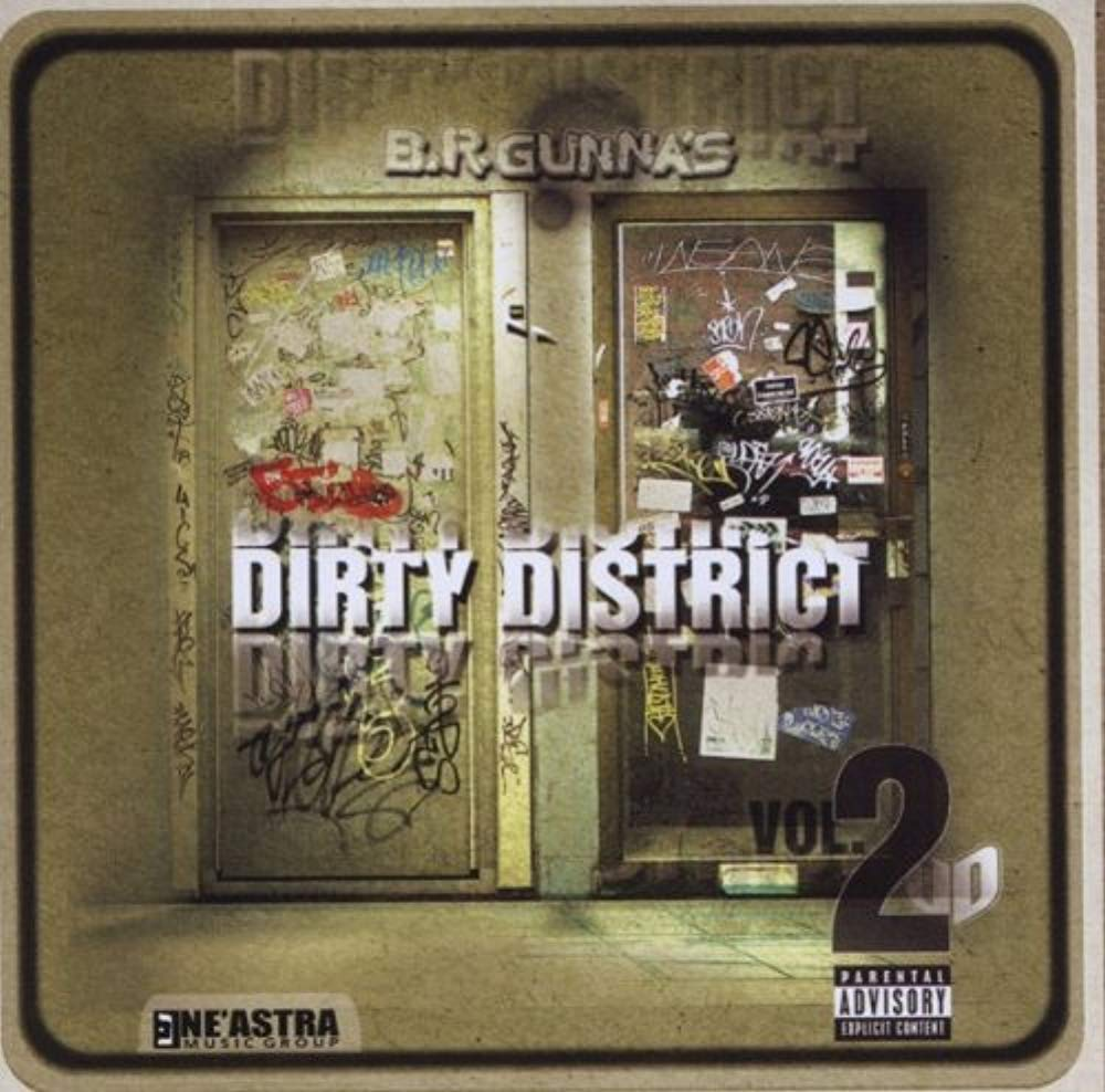 Dirty District Vol. 2 [Audio CD] B.R. Gunna
