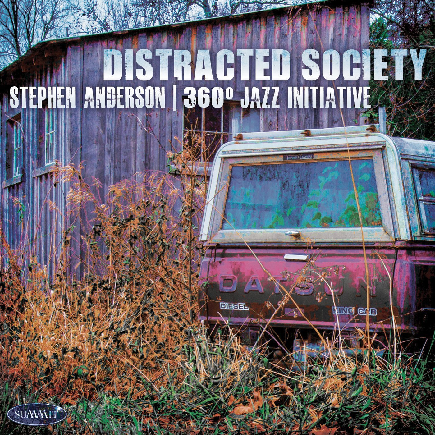 Distractedsociety [Audio CD] ANDERSON,STEPHEN
