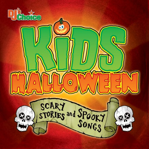 DJ's Choice Scary Stories & Spooky Sounds [Audio CD] Various Artists