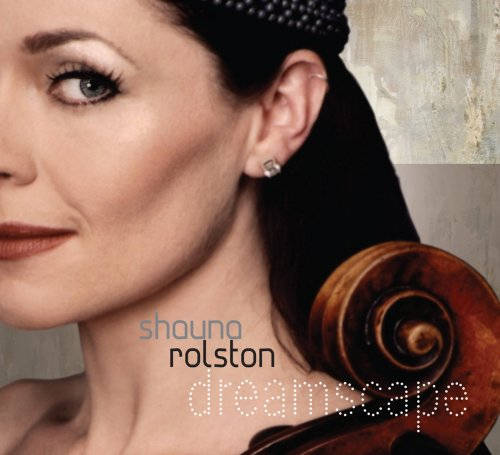 Dreamscape [Audio CD] Rolston, Shauna