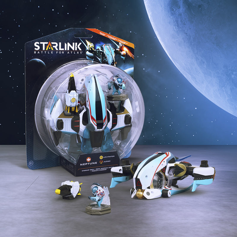 STARLINK NEPTUNE STARSHIP PACK (UBP90902086)