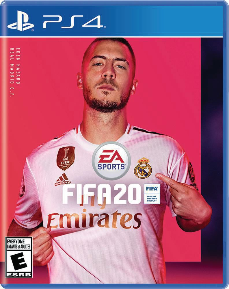 FIFA 20 EMIRATES PLAYSTATION 4