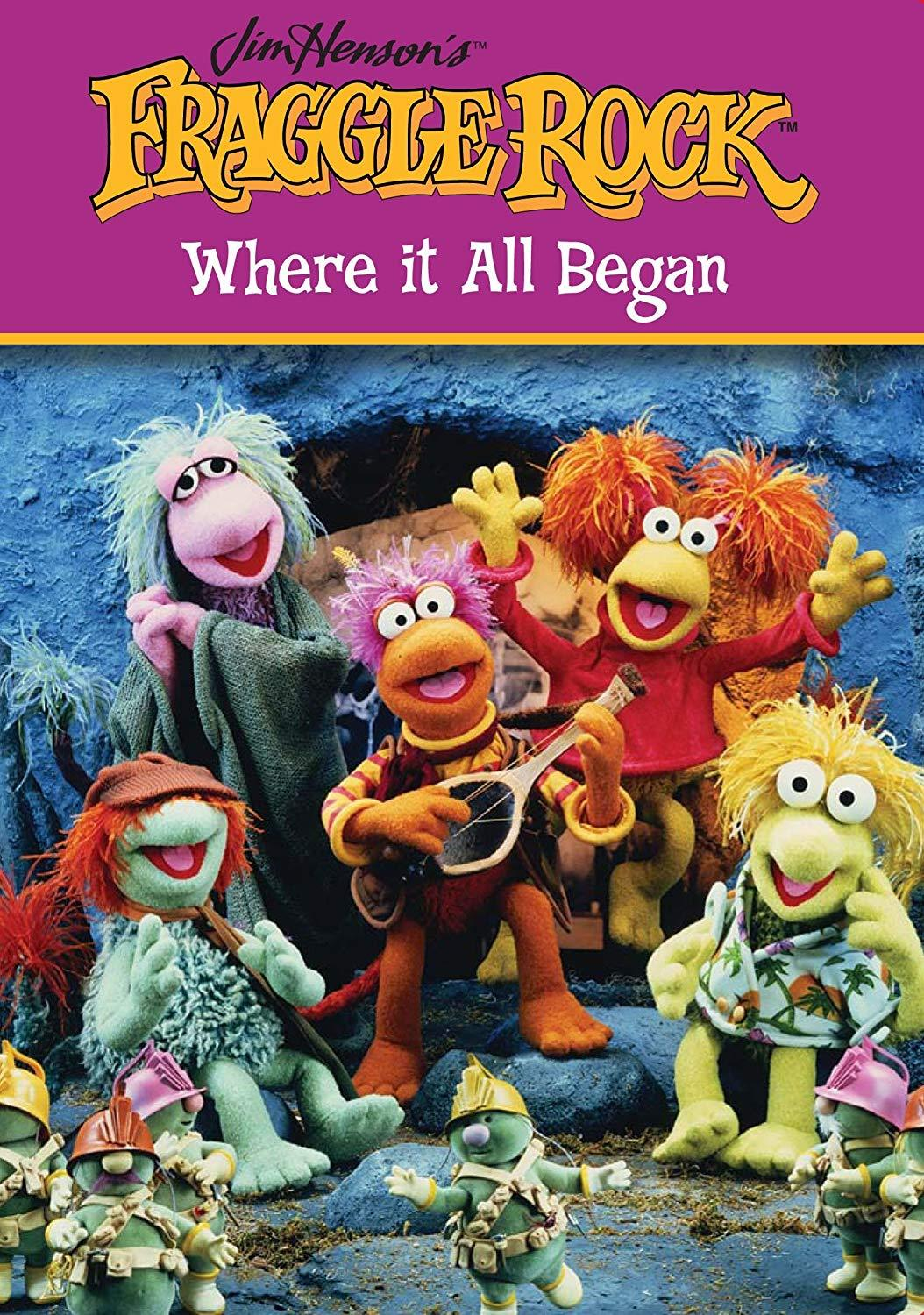 Fraggle Rock: Where It All Began [DVD]
