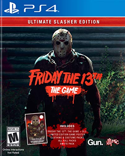 Friday the 13th: The Game - Ultimate Slasher Edition - Playstation 4