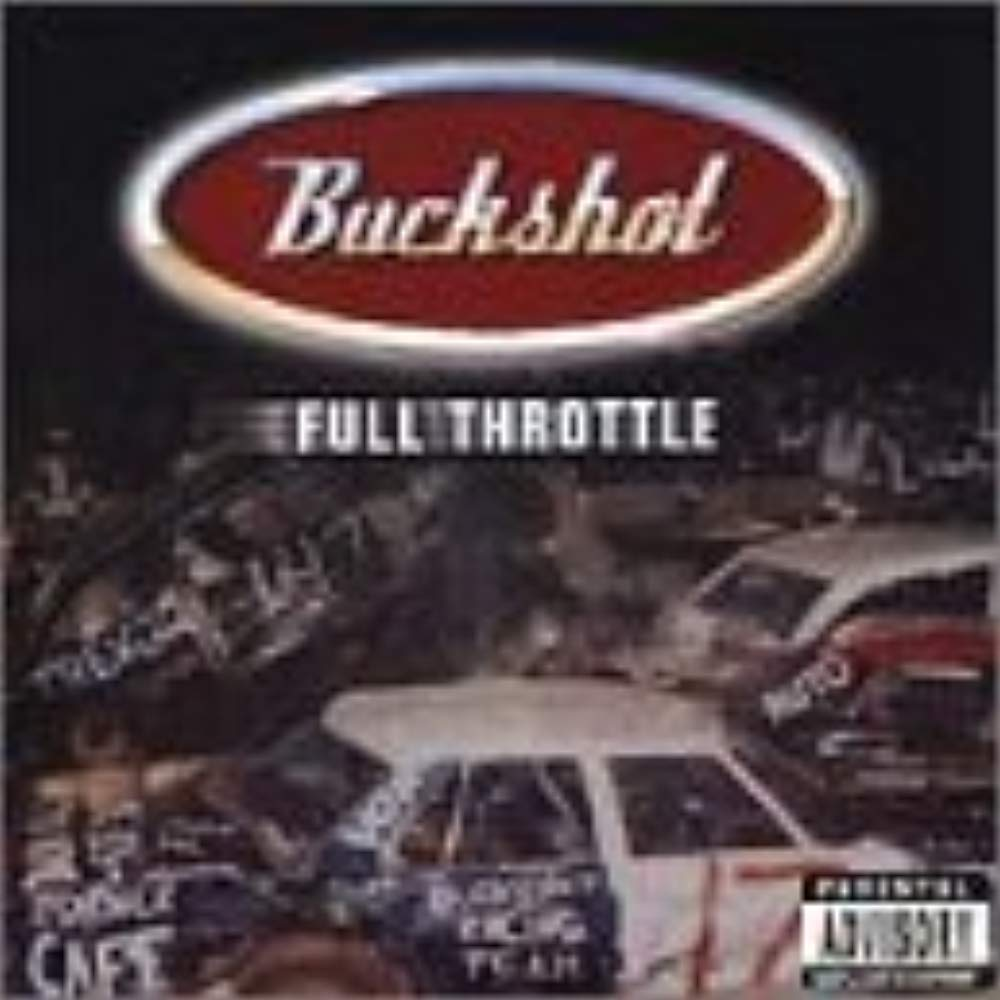 Full Throttle [Audio CD] Buckshot