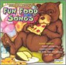 Fun Food Songs [Audio CD] Paxton, Tom