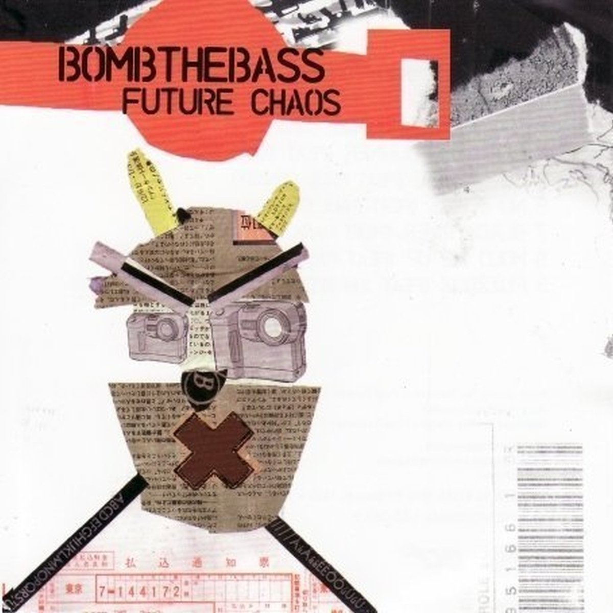 Future Chaos [Audio CD] BOMB THE BASS