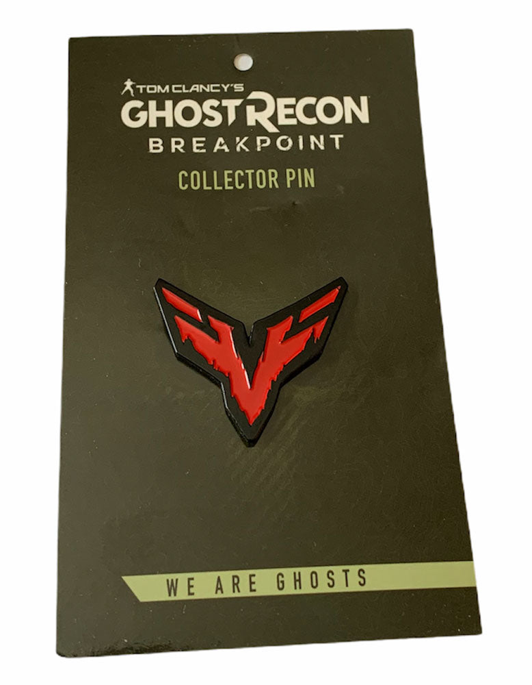 Ghost Recon Breakpoint Collector Pin -  E32019 Special Items