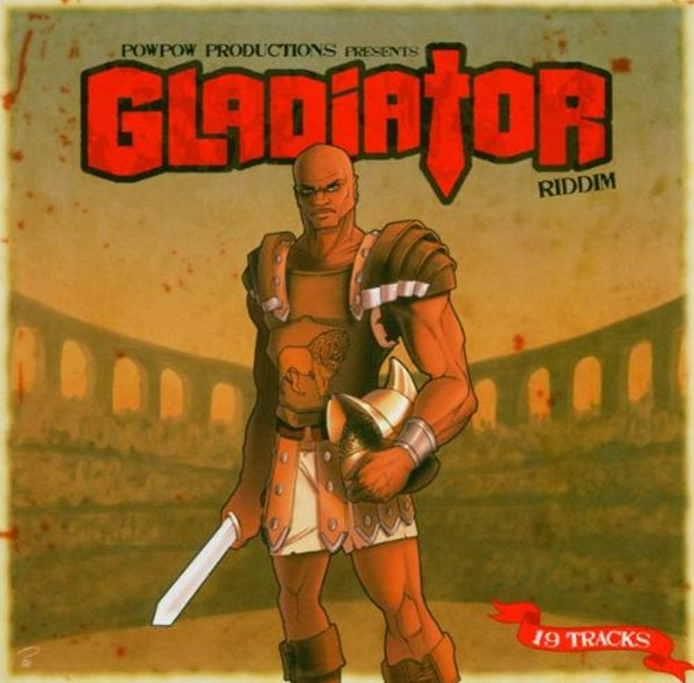 Gladiator Riddim [Audio CD] Gladiator Riddim