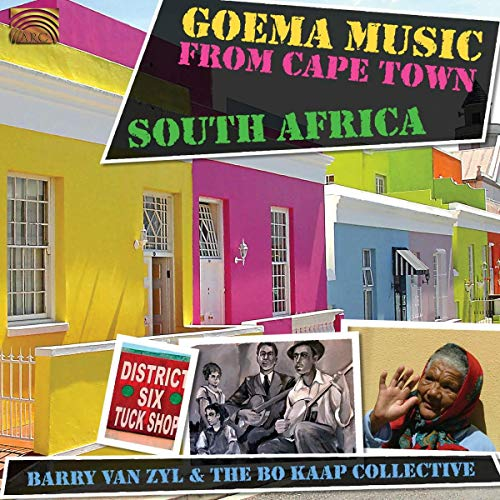 Goema Music From Cape Town [Audio CD] Various
