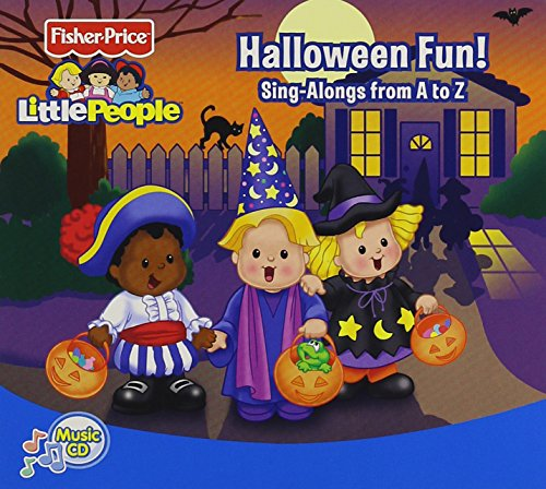 Halloween Fun Sing a to Z / Various [Audio CD] Various Artists