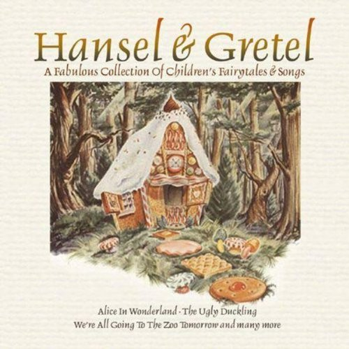 Hansel And Gretel [Audio CD]