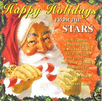 Happy Holidays From the Stars [Audio CD] Various Artists
