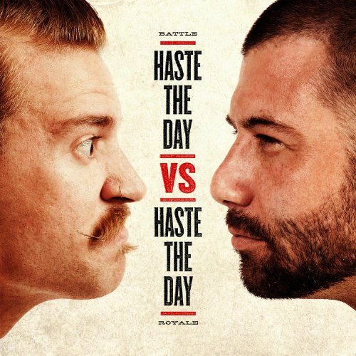 Haste The Day vs. Haste The Day [Audio CD] Haste The Day