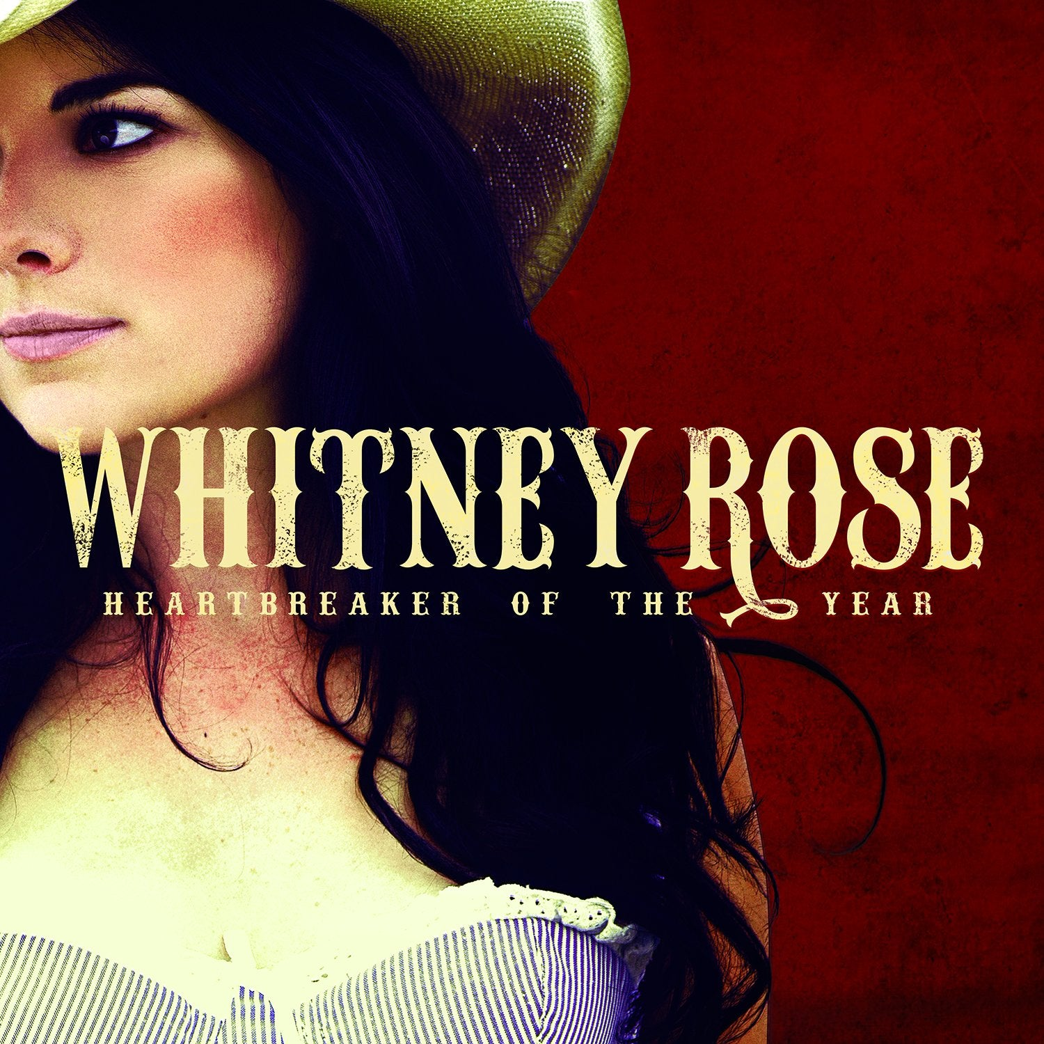 Heartbreaker of the Year [Audio CD] ROSE, WHITNEY